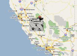 Калифорния погрузилась в дым от лесных пожаров