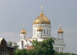 Дмитрий Медведев передал РПЦ святые мощи