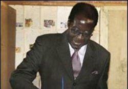 Роберт Мугабе заявляет о своей победе на выборах