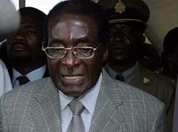 Мугабе - шестикратный президент Зимбабве
