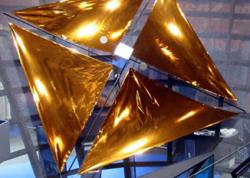 NASA начнет испытания нового солнечного паруса