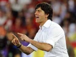 Йоахим Лев признал превосходство испанцев в финале Евро-2008