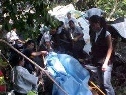 В Мексике столкнулись два автобуса и грузовик: 14 погибших
