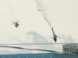 Над  Аризоной столкнулись два медицинских вертолета: семеро погибли
