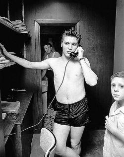 Неизвестные фотографии Элвиса Пресли