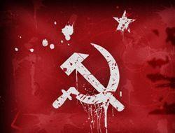 Хакеры нарисовали серп и молот на сайтах Латвии