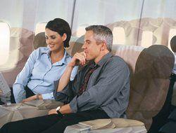 Ученые назвали самые безопасные места в самолете