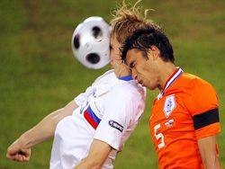 Лучшие фотографии Чемпионата Европы по футболу-2008
