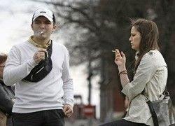 За год запрет на курение отучил от сигарет 400 тысяч британцев
