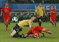 13 футболистов завершили выступления за сборные после Евро-2008