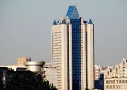 За строительство газпромовского небоскреба проголосовали дубинками