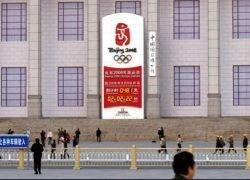 Олимпиада в Пекине принесет миллиардные убытки