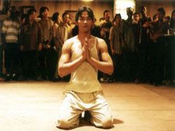 Трюки от мастера по тайскому боксу Тони Джа