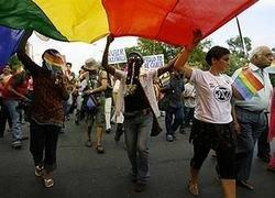 В Дели впервые прошел гей-парад