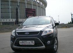 Ford Kuga: отличный come back в класс кроссоверов