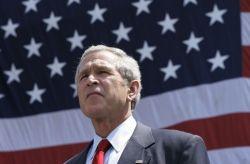 Джордж Буш выделил на продолжение двух войн еще $162 млрд