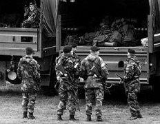 Британии не хватило денег на армию