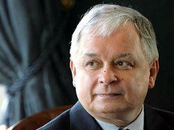 Президент Польши отказался подписывать Лиссабонский договор