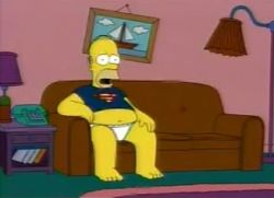 """Венесуэльский телеканал пострадал из-за \""""Симпсонов\"""""""