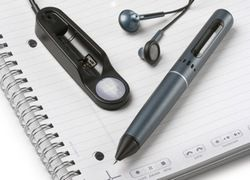 Pulse Smartpen - интеллектуальная ручка
