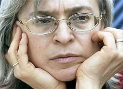 СКП нашел убийцу Анны Политковской в Западной Европе