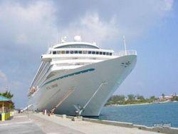 Самый дорогой в мире порт круизных кораблей