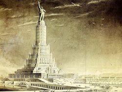 Невоплощенные в жизнь архитектурные памятники Москвы