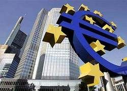 Инфляция в странах еврозоны пошла на рекорд