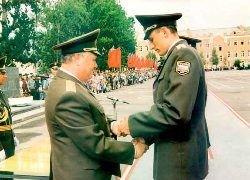 Генерал железнодорожных войск обвиняется в мошенничестве