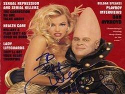 История Памелы Андерсон в обложках (1991-2008)