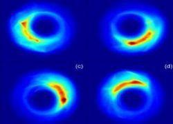 Физики создали атом Бора