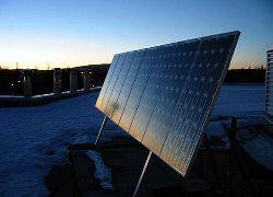 Западные инженеры создали долговечные солнечные батареи