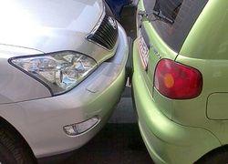 Автомобили на парковке защитят себя коллективным разумом