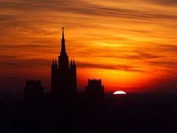 Десять самых красивых закатов