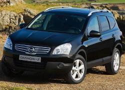Nissan представит в Лондоне семиместный Qashqai