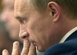 Что сделал Владимир Путин головой и руками?