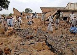 В Пакистане взорвана штаб-квартира боевиков