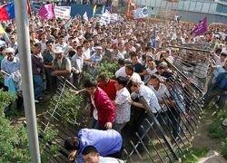 В Монголии объявлено чрезвычайное положение
