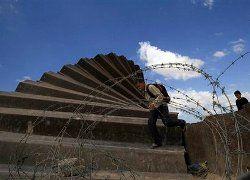 Израиль открыл КПП на границе с Газой