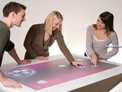 Interactive Scape – еще один интерактивный сенсорный стол