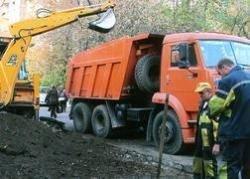Московские дороги отремонтировали на три четверти