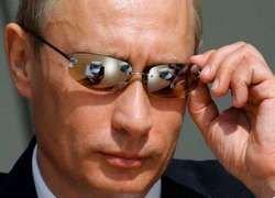 Владимир Путин и проституция
