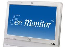 Компания ASUS готовит серию настольных компьютеров Eee Monitor