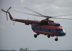 На Ямале разбился вертолет Ми-8