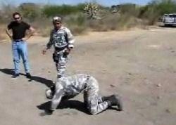 Офицеры полиции Мексики распространили учебное видео с пытками