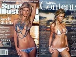 Красотки с обложек Sport Illustrated 2008
