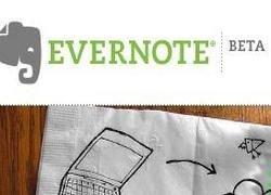 Evernote: необычная записная книжка