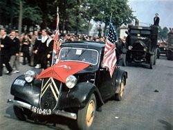 Париж во время Второй мировой войны