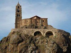 Церковь Saint Michel во Франции