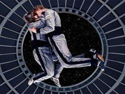 Бракосочетание в космосе